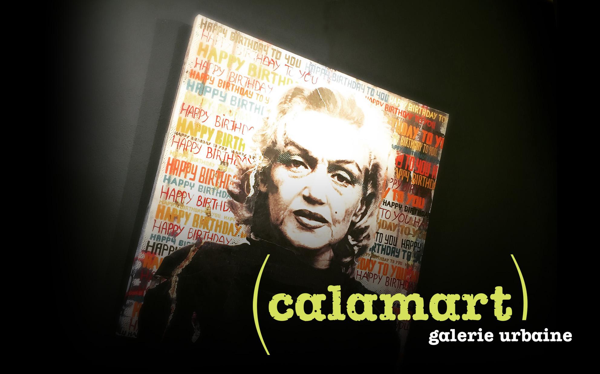 Calamart galerie urbaine